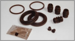Range Rover P38 MKII & Discovery 2 Rear Caliper Seal Kit