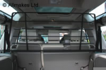Land Rover Discovery 2 Bar Type Dog Guard