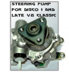 Disco 1 / RR Classic V8 Petrol - Power Steering Pump