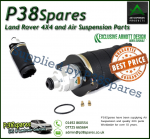 Rear Arnott Audi A6, Allroad Quattro (C5 Chassis, Type 4B) Air Suspension Spring/Bag Unit 1997-2005