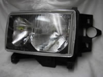 P38 Front Left Hand Drive (LHD) Left Side Headlamp Unit (not USA/Mexico)