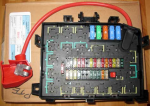 Range Rover P38 Diesel Fuse Box Compartment