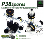 Arnott Audi Allroad Quattro C5 Generation II Uprated Air Suspension Springs 99-05 - (x4)