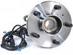 Discovery 2 Front Hub Assembly with ABS Sensor 98-04