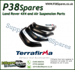 Lan Rover Defender 90/110/130 Terrafirma 2 Inch Wide Wheel Arches
