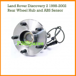 Land Rover Discovery 2 Rear Wheel Hub Assembly + ABS Sensor