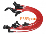 Range Rover P38 (THOR) Red Silicone HT Leads 99-02