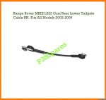 Range Rover L322 Lower Tailgate Retaining Cable/Strap 02-09 RH