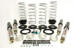 Range Rover P38 MKII Terrafirma All-Terrain Shock Absorbers & Heavy Duty Springs Medium Load Coil Conversion Kit 1994-2002
