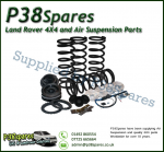 Range Rover P38 Britpart HD Air Spring to Coil Conversion Kit 95-02