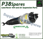 Front Right Remanufactured Audi A8 S8 (D3) Sport Suspension Arnott Air Strut 2002-2010
