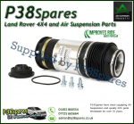 Arnott Audi A6, Allroad Quattro (C5 Chassis, Type 4B)  Generation II Uprated Front Air Spring (fits Left or Right) 1999-2005