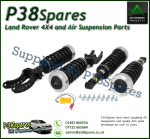 Arnott Audi Q7 (With Air Suspension) Coil Spring Conversion Kit With EBM 2006-2015