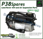 Arnott / Wabco Air Suspension Compressor Pump Bentley Continental GT, Bentley Flying Spur, Volkswagen Phaeton 2002-2012