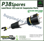 Front Jaguar XJ Series (X350, X358 Chassis) Comfort Air Suspension Strut Fits Left of Right 2003-2010