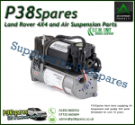 Range Rover L322 MKIII Wabco / Arnott EAS Air Suspension Compressor Pump/Dryer Assembly (Excl. Supercharged) 2002-2005