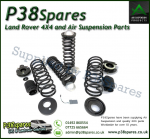 Arnott Range Rover L322 MKIII (Supercharged) EAS Air to Coil Spring Conversion Kit 2006-2009