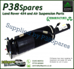 Front Right Mercedes-Benz CL-Class (W215 CL55 & CL65), S-Class (W220) AMG Arnott ABC Hydraulic Remanufactured Strut 2002-2006