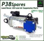 New AMK Mercedes-Benz CL-Class (W216) w/air w/4Matic EAS Air Suspension Compressor/Dryer Assembly 2006-2013