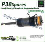 Arnott Mercedes-Benz AMG CL-Class (W216 Chassis) with ABC Hydraulic Suspension Re-Manufactured Rear Right Spring / Shock Assembly 2007-2012