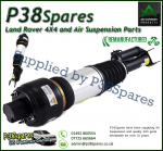 Front Left Mercedes-Benz CLS-Class (W219 CLS55 & CLS63), E-Class (W211 E55 & E63) AMG Remanufactured Air Strut 2002-2011