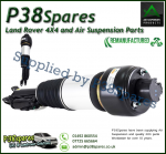 Arnott Mercedes-Benz E-Class (W211) With Airmatic, Without 4Matic Left Front Re-manufactured Air Suspension Spring / Shock Assembly Strut 2002-2009