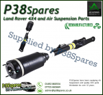 Arnott Mercedes-Benz GL-Class (X164 Chassis) With Airmatic and With ADS Re-manufactured Front Air Spring / Shock Assembly Strut (Fits Left or Right) 2007-2012