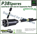 Front Mercedes-Benz ML-Class (W164 Chassis) ML63 AMG Only Remanufactured Air Suspension Strut Fits Left or Right 2005-2011