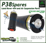 Arnott Mercedes-Benz R-Class (W251 Chassis) With 4-Corner Air Suspension Front Air Spring Bag (Fits Left or Right) 2006-2013