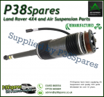 Arnott Mercedes-Benz S-Class (W221 Chassis) With Hydraulic ABC Suspenson, AMG Re-manufactured Left Rear spring / Shock Assembly Strut 2007-2012