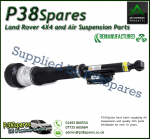 Arnott Mercedes-Benz S-Class (W221 Chassis) With Airmatic, Without 4Matic Re-manufactured Right Rear Air Suspension Spring / Shock Assembly Strut 2007-2012