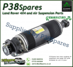 Right Rear Mercedes-Benz SL-Class (R230 Chassis) SL550 & SL600 ABC Arnott Remanufactured Hydraulic Suspension Shock 2007-2012