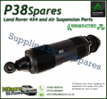 Rear Left Mercedes-Benz SL-Class (R230) SL500 & SL600 ABC, Non AMG Arnott Remanufactured Hydraulic Suspension Strut 2007-2012