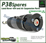 Arnott Rear Right Mercedes-Benz S-Class (W220), CL Class (W215) Remanufactured Air Suspension Strut 2002-2006