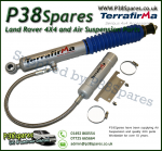 Land Rover Discovery 1 Terrafirma Remote Reservoir +2 Inch Rear Shock Absorber (Fits Left or Right) 89-98 x1