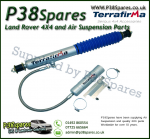 Land Rover Discovery 1 Terrafirma Remote Reservoir +5 Inch Front Shock Absorber & Fitting Kit (Fits Left or Right) 89-98 x1