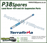 Terrafirma Air Shock With 16 Inch Travel - For Custom Vehicles Builders