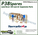 Land Rover Defender 110/130 Terrafirma 2 Inch Pro Sport Maxi Disclocation Kit