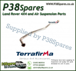 Land Rover Defender 90/110/130 300Tdi Terrafirma (De-Cat) Down Pipe 94-98
