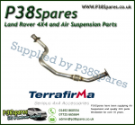 Land Rover Discovery 3 TdV6 Terrafirma (De-Cat) Down Pipe