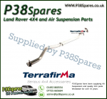 Land Rover Defender 110 200Tdi Terrafirma Centre Silencer Replacement Pipe 1990-1994