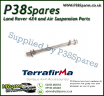 Land Rover Discovery 1 200tdi Terrafirma Centre Silencer Replacement Pipe 1990-1994