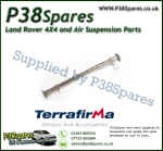 Land Rover Discovery 2 Td5 and V8 Terrafirma Centre Silencer Replacement Pipe 1998-2004
