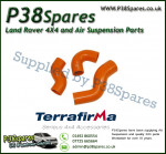 Land Rover Defender 90/110/130 Td5 Terrafirma Orange Silicone Turbo & Intercooler Hose Pipe Kit