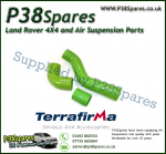 Land Rover Discovery 1 200/300TDi Terrafirma Green Silicone Turbo & Intercooler Hose Pipe Kit