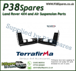 Land Rover Defender 90 Terrafirma Rear Bumper Corners