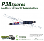 Range Rover P38 1995-2002 TUFFBACK Rear Heavy Duty Shock Absorber +25 mm