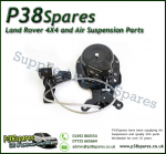 Discovery 3 & 4 and RR Sport Spare Wheel Winch Assembly