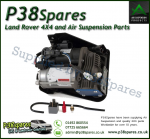 AMK/Arnott Air Suspension Compressor & Dryer Assembly Land Rover Discovery 3 LR3, Discovery 4 LR4, Range Rover Sport RRS 2004-2014