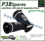 Rear BMW 5 Series (F11) Wagon & Gran Turismo Crossover (F07) Arnott Air Suspension Spring / Bag (fits Left and Right) 2010-2014 - x2